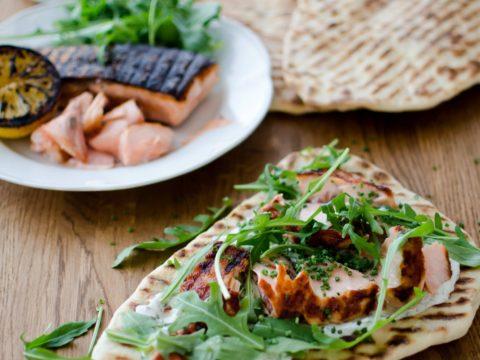 Flatbread pizza | Reseptit | Hätälä Oy