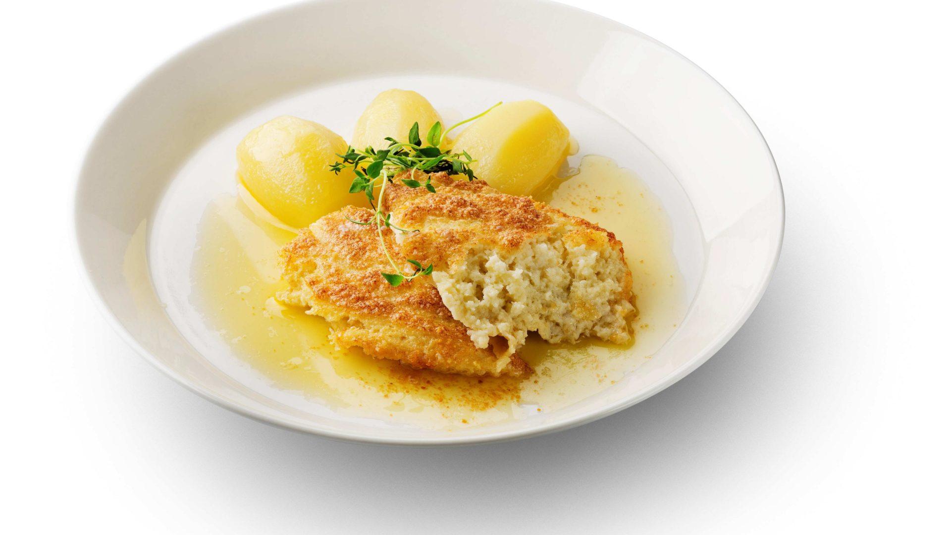 Lipeäkalasufle kohokas-resepti | Reseptit | Hätälä Oy