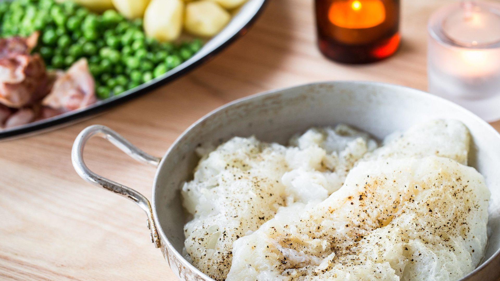 Lipeäkala perinteiseen tapaan | Reseptit | Hätälä Oy