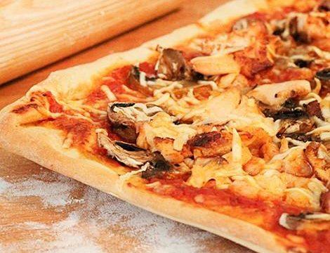 Lohipizza savukalasta | Reseptit | Hätälä Oy