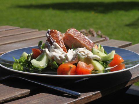 Mimosakastike kalalle | Reseptit | Hätälä