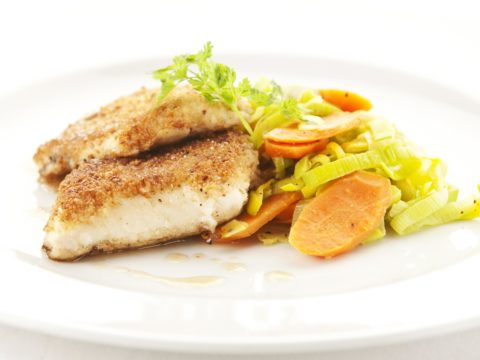 Paistettu, leivitetty turskaselkäfilee | Reseptit | Hätälä Oy