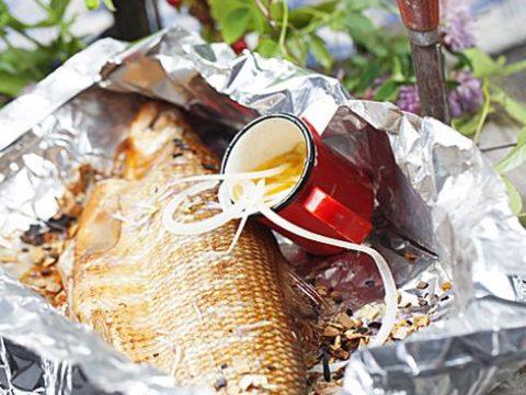 Perinteinen savusiika maustevoilla   Reseptit   Hätälä