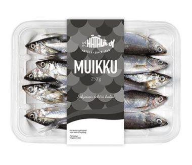 Kokonainen muikku tuotekuva | Kalatuotteet | Hätälä