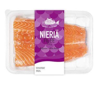 Nieriä fileenä tuotekuva | Kalatuotteet | Hätälä
