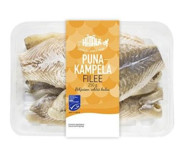 Punakampela fileenä tuotekuva | Kalatuotteet | Hätälä