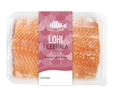 Lohifileepala tuotekuva | Kalatuotteet | Hätälä