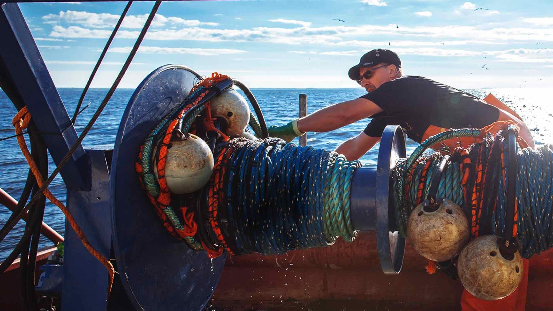 Kalastaja Laurin Halonen | Uutinen | Hätälä