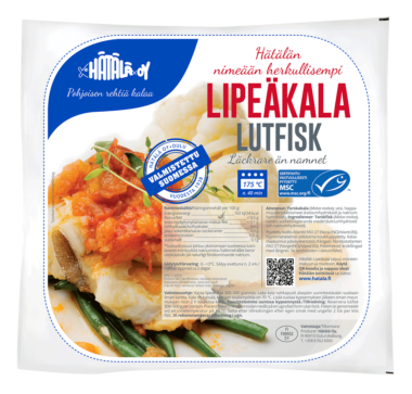 MSC-sertifioitu Lipeäkala | Kalatuotteet | Hätälä