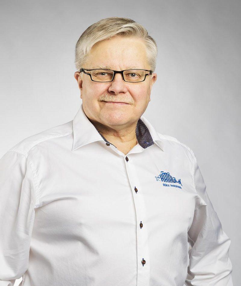 Riku Isohätälä | toimitusjohtaja | Hätälä