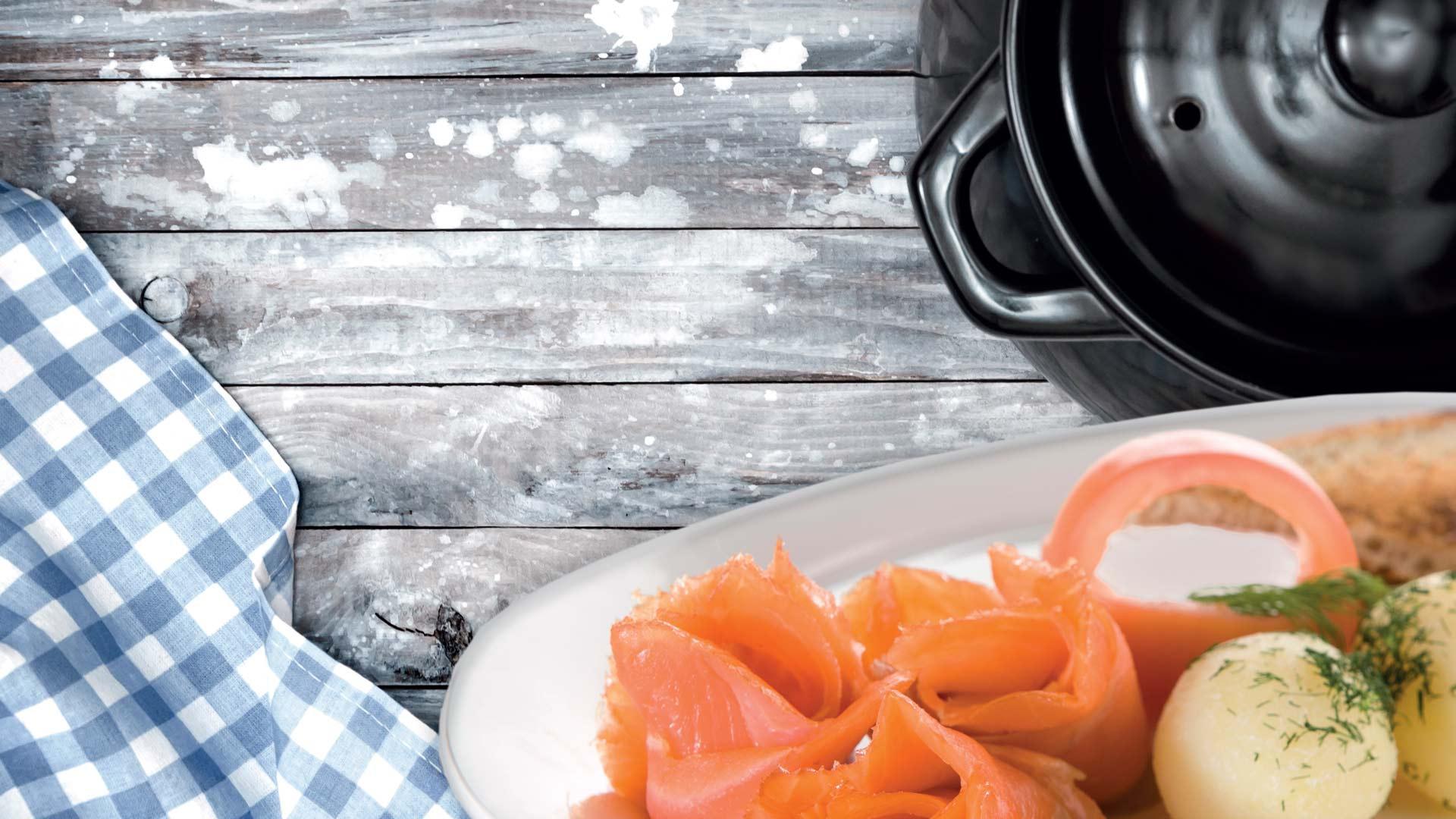 Kylmäsavustetut kalat | Kalatuotteet | Hätälä