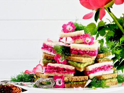 Kalaisa, moderni voileipäkakku | Kalareseptit | Hätälä