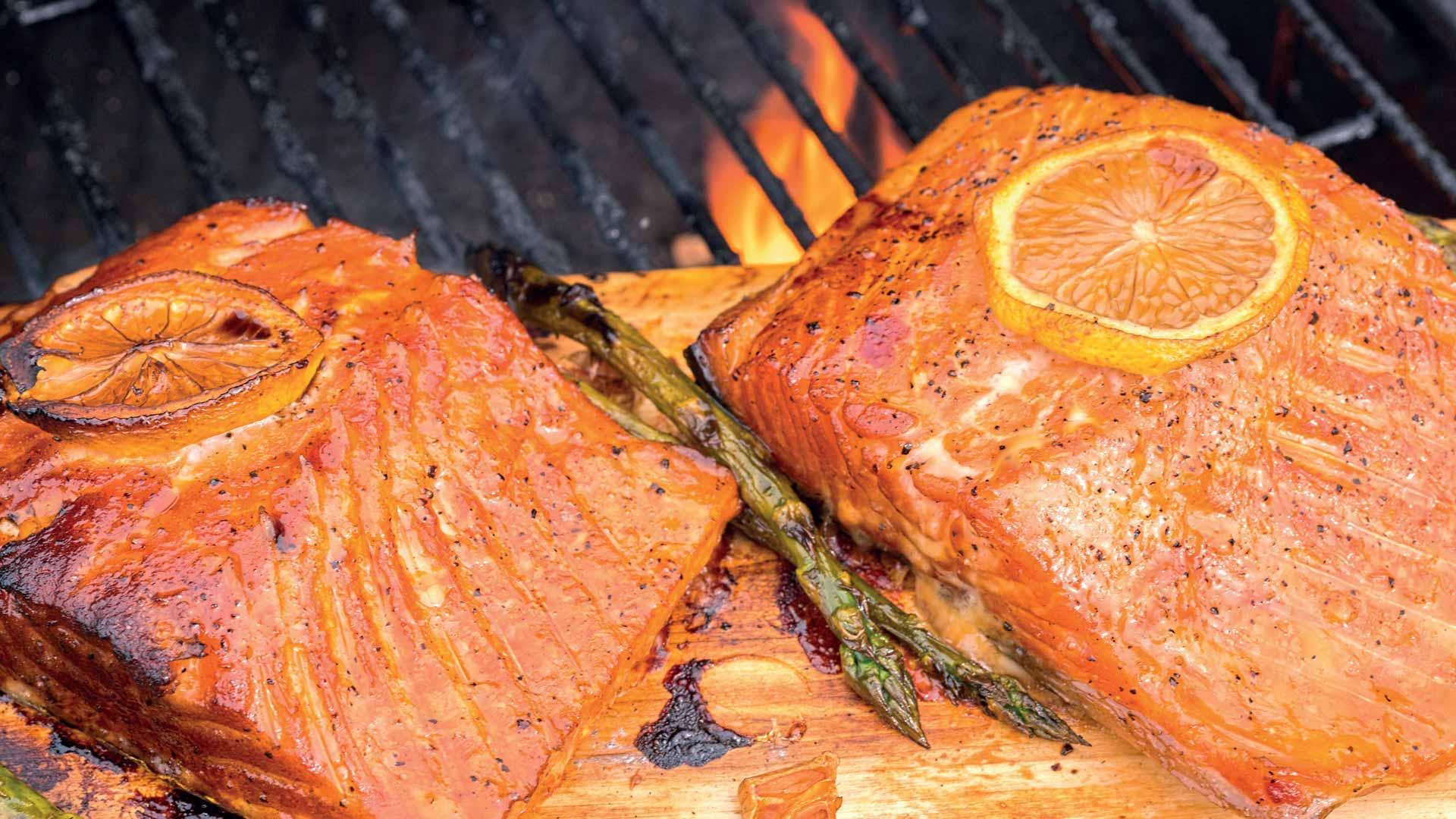 Lohen grillaus | Kalankäsittelyvinkit | Hätälä
