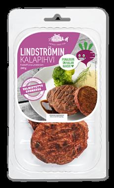 Lindströmin kalapihvi 240 g pakkauksessa | Kalatuotteet | Hätälä