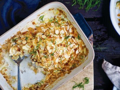 Herkullinen mantelikala lipeäkalasta | Reseptit | Hätälä