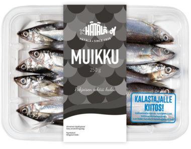 Hätälä Muikku 250g pakkauksessa | Kalatuotteet | Hätälä