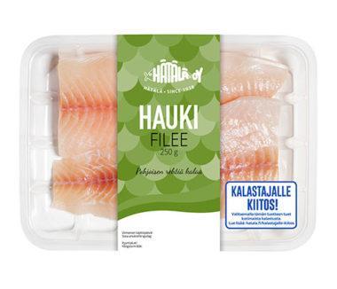 Kotimainen Haukifilee 250g pakkauksessa | Kalastajalle kiitos | Hätälä
