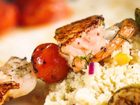 Lohivartaat grilliin | Kalareseptit | Hätälä