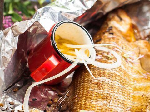 Savusiikka maustevoilla resepti