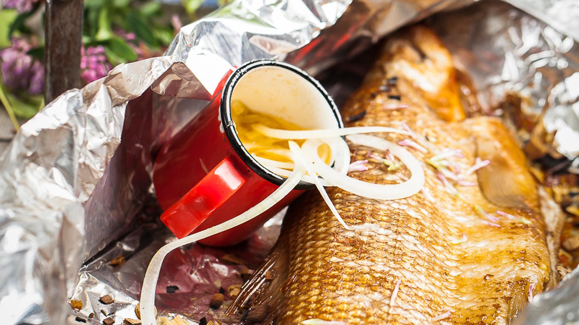 Savusiikka maustevoilla | Kalareseptit | Hätälä