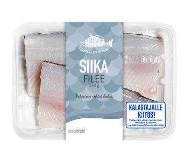 Siikafilee 250 g pakkauksessa | Kalastajalle kiitos | Hätälä