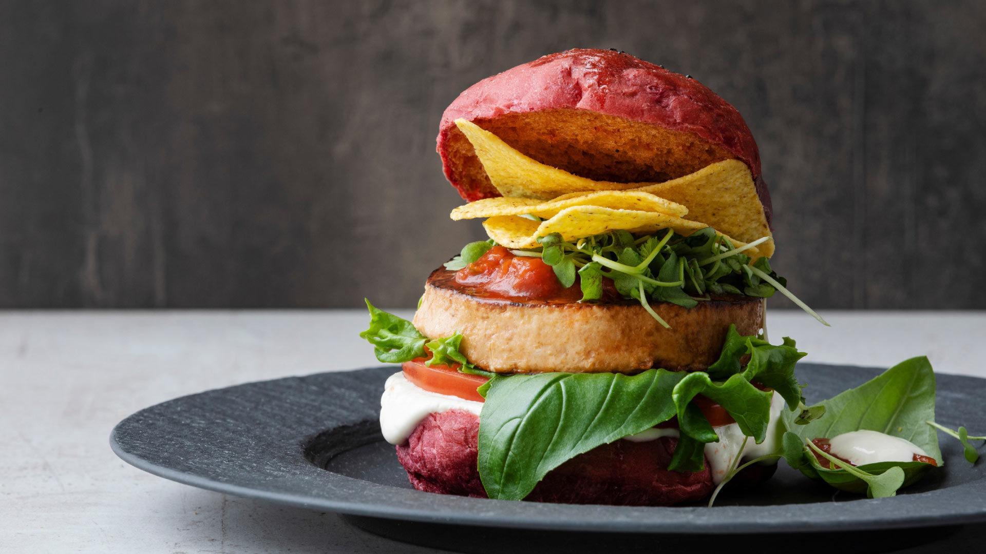 Texmex hampurilainen Loimuburger | Kalareseptit | Hätälä