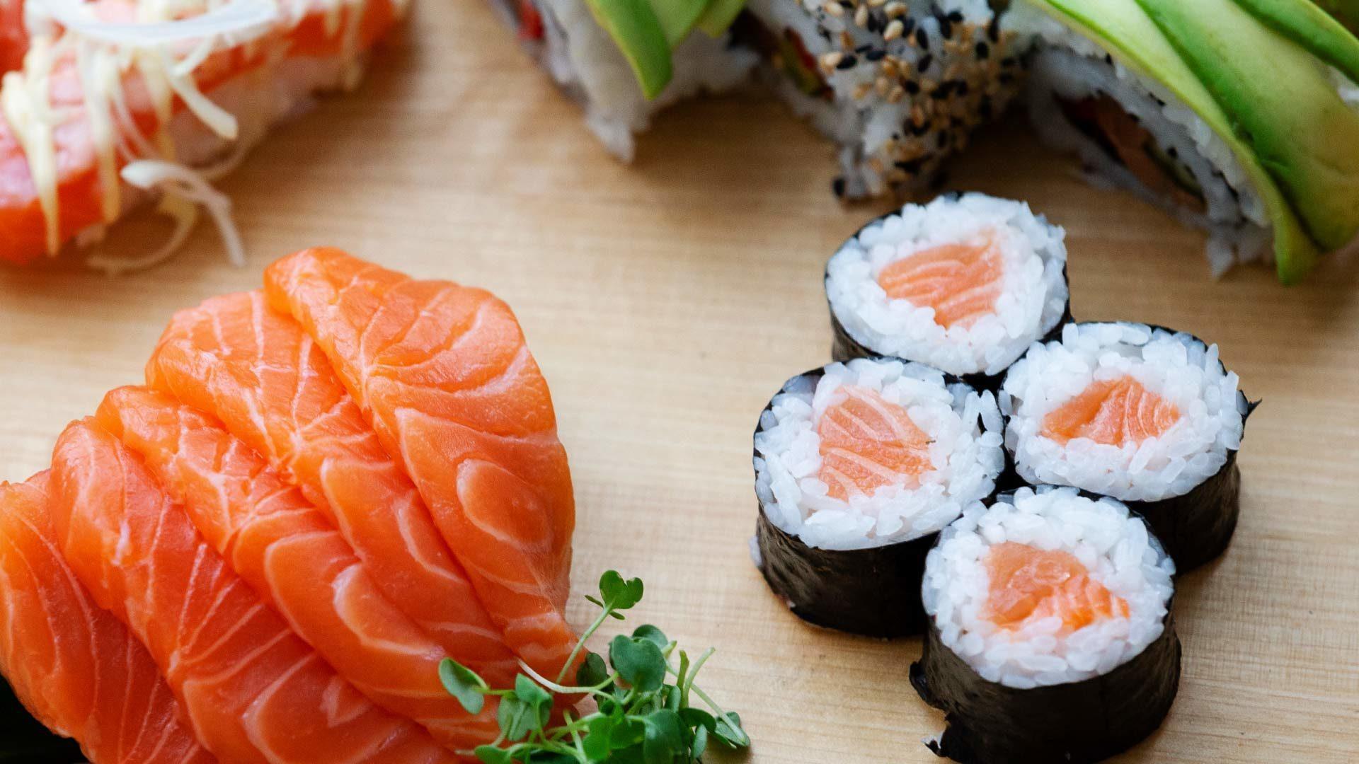 Maki sushi | Kalaresepti | Hätälä