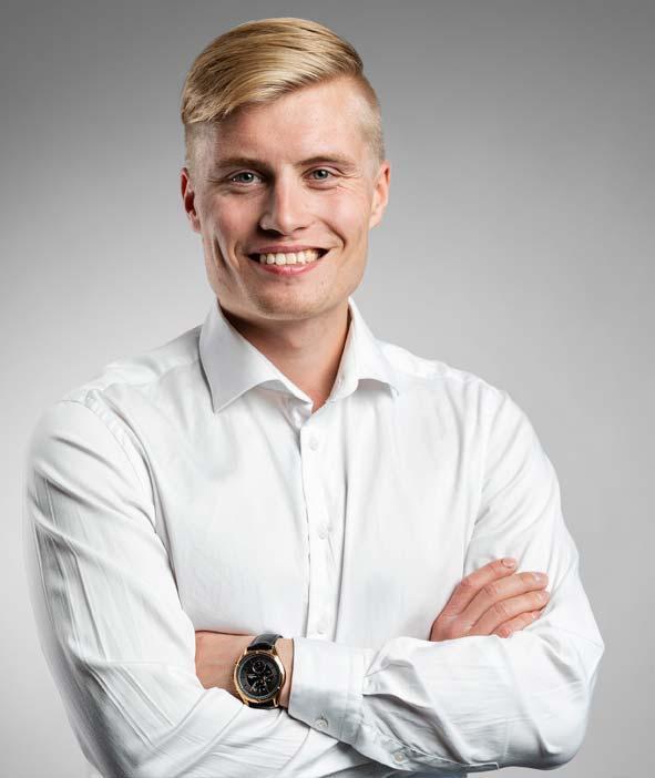 Vientipäällikkö Juho Veteläinen | Yhteystiedot| Hätälä