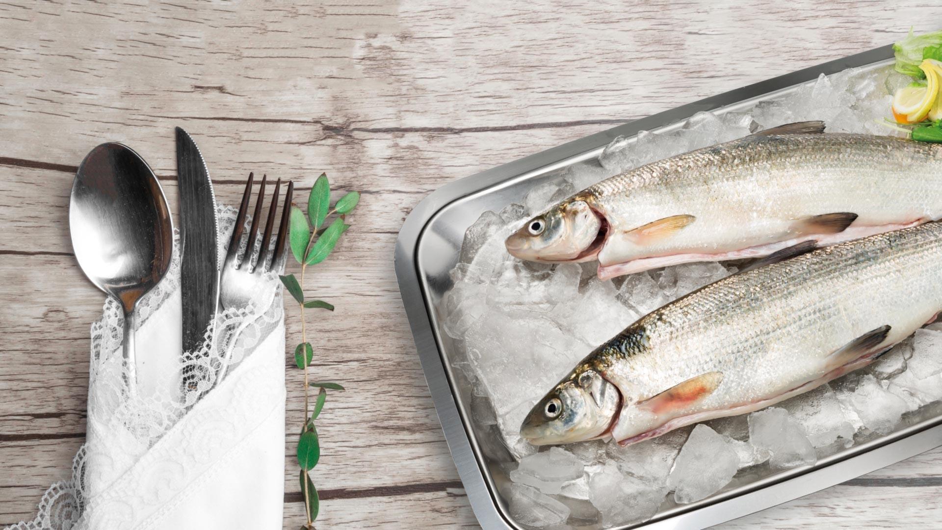 Kotimainen luonnonkala siika   Kauden kala   Hätälä