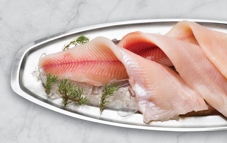 Tuore haukifilee lautasella | Kauden kala | Hätälä