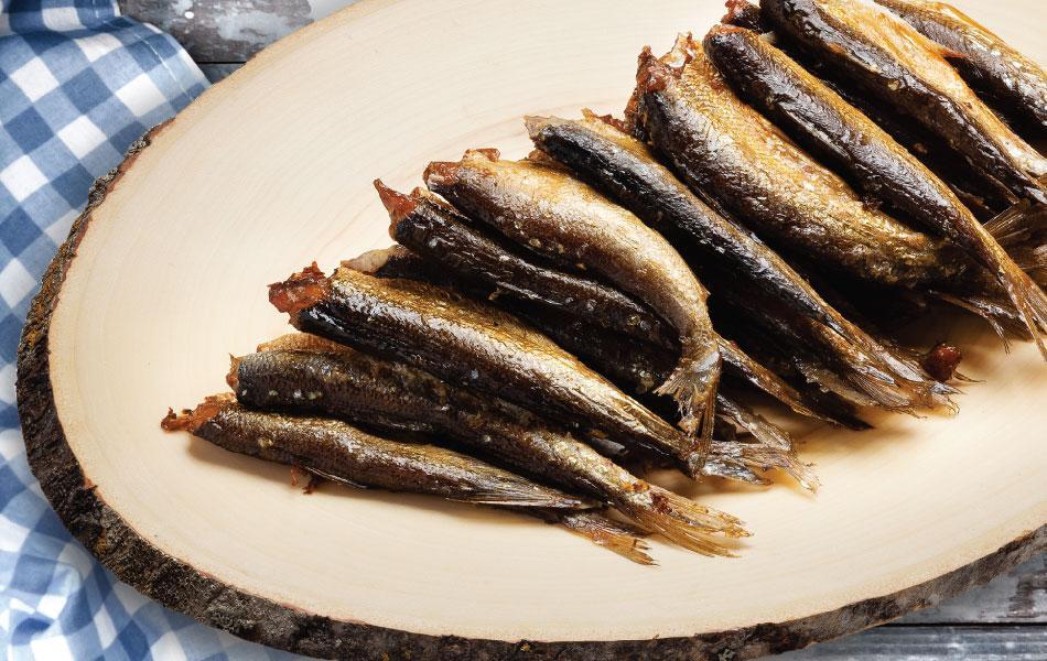 Muikkuja lautasella | Kauden kala | Hätälä