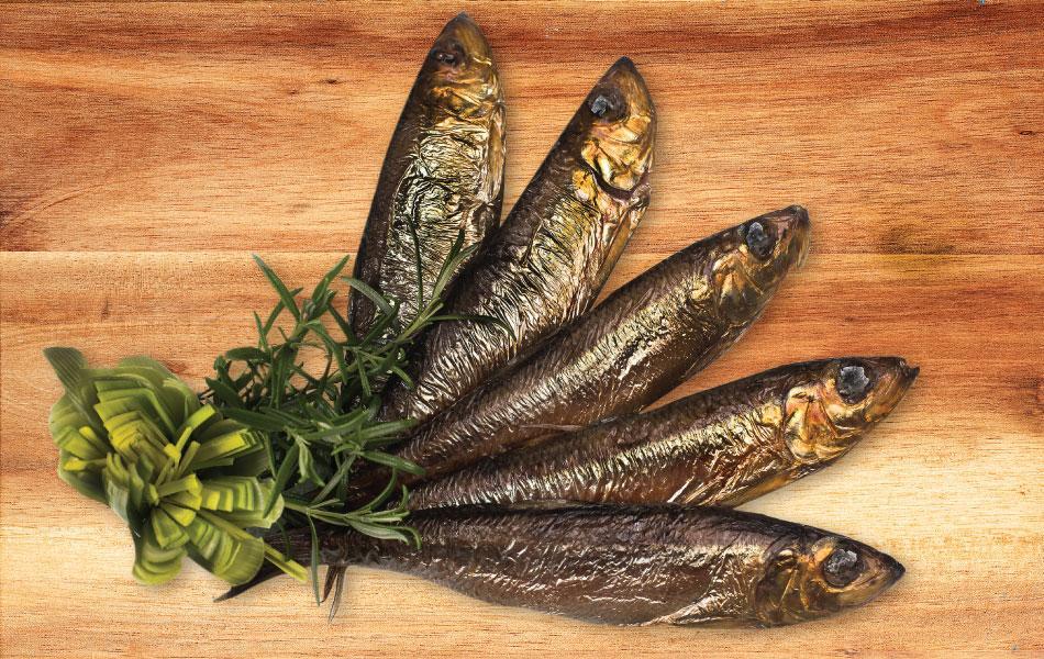 Savustettuja silakoita | Kauden kala | Hätälä